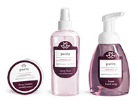 Bath and Hair Product Containers