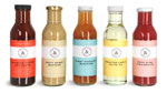 Barbecue, Dressing and Marinade Bottles