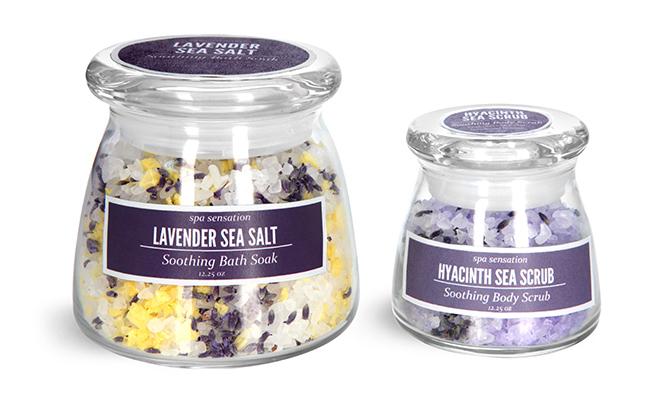 Sks bottle packaging bath salt containers bath salt for Bathroom containers