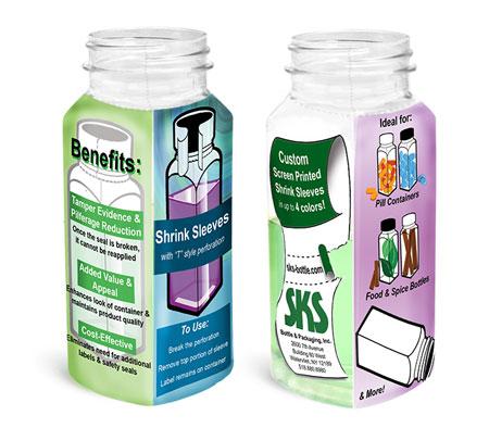 SKS Bottle & Packaging - Custom Printed Shrink Sleeves