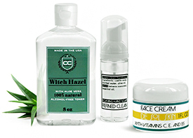 Skin Care Containers