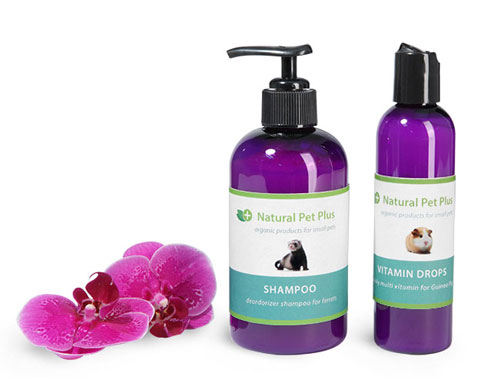 Small Animal Care Packaging