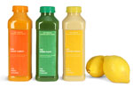Tamper Evident Smoothie Bottles