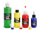 Plastic Tattoo Ink Bottles & Vials
