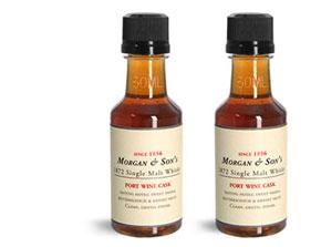 Miniature Spirit Bottles