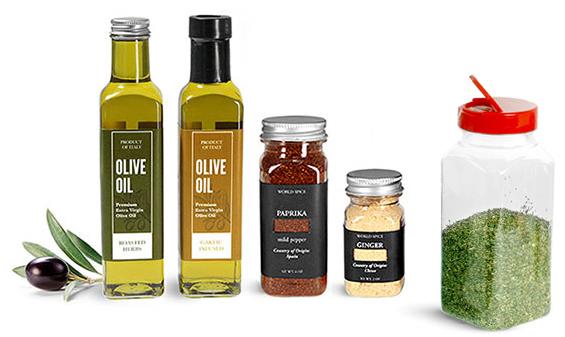 Product Spotlight - Square Bottles