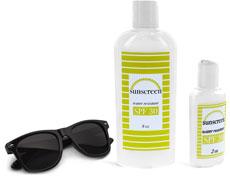 Sunscreen Bottles