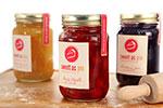 Jam Canning Jars