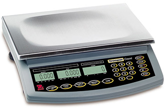 Digital table scales