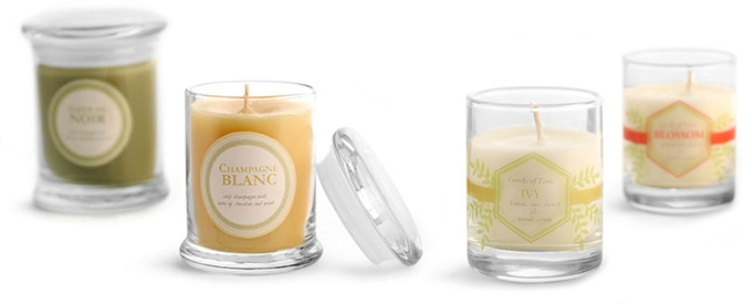 Top 5 Candle Containers