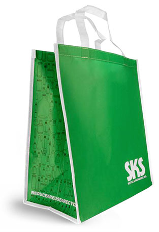 Free SKS Grocery Tote Bag!