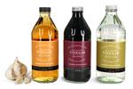 Glass Vinegar Bottles