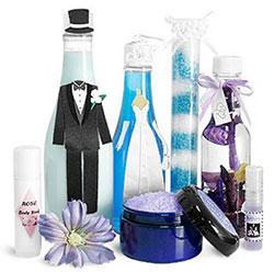 Plastic Wedding Favor Ideas